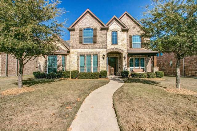 1584 Dutch Hollow Drive, Frisco, TX 75033 (MLS #14229891) :: Lynn Wilson with Keller Williams DFW/Southlake