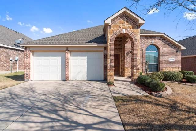 940 Bridle Bit Drive, Grand Prairie, TX 75051 (MLS #14229905) :: Vibrant Real Estate