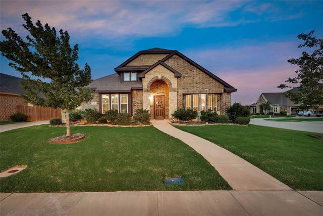 730 Mill Pond Drive, Midlothian, TX 76065 (MLS #14229913) :: RE/MAX Pinnacle Group REALTORS