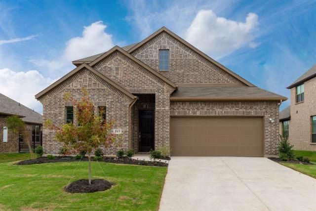 901 Waterview Drive, Prosper, TX 75078 (MLS #14229922) :: The Tierny Jordan Network