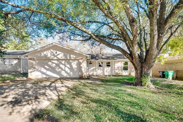 1621 White Oak Court, Denton, TX 76209 (MLS #14229928) :: The Mauelshagen Group
