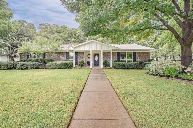 2804 Columbine Drive, Grapevine, TX 76051 (MLS #14229930) :: RE/MAX Town & Country