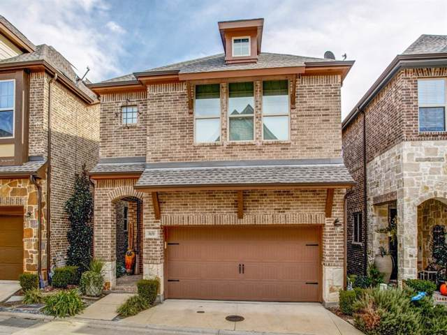 8650 Ballifeary Place, Dallas, TX 75238 (MLS #14229954) :: Baldree Home Team