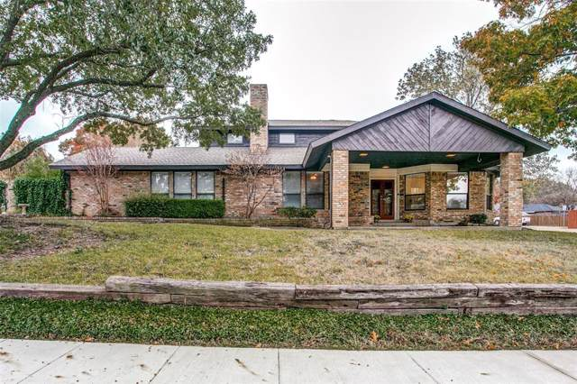 400 Woodhollow Drive, Wylie, TX 75098 (MLS #14229957) :: RE/MAX Town & Country
