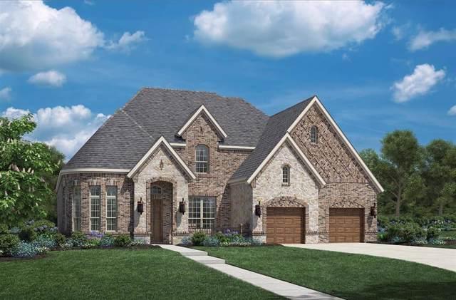 604 Avignon Way, Flower Mound, TX 75028 (MLS #14229972) :: Real Estate By Design