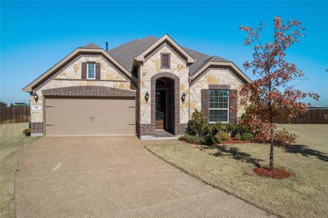 300 Wyndale Drive, Lewisville, TX 75056 (MLS #14229976) :: The Kimberly Davis Group