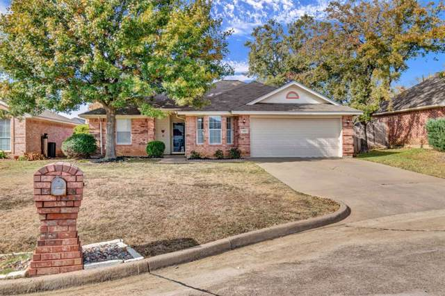 505 Fairhaven Court, Burleson, TX 76028 (MLS #14229977) :: Vibrant Real Estate