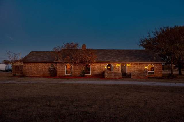 107 Hudson Lane, Aledo, TX 76008 (MLS #14229991) :: The Hornburg Real Estate Group