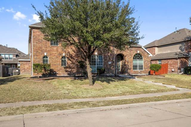 7909 Amesbury Lane, Rowlett, TX 75089 (MLS #14229997) :: Vibrant Real Estate