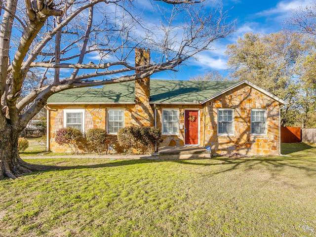 5821 Briarcliff Road, Haltom City, TX 76117 (MLS #14230013) :: Robbins Real Estate Group