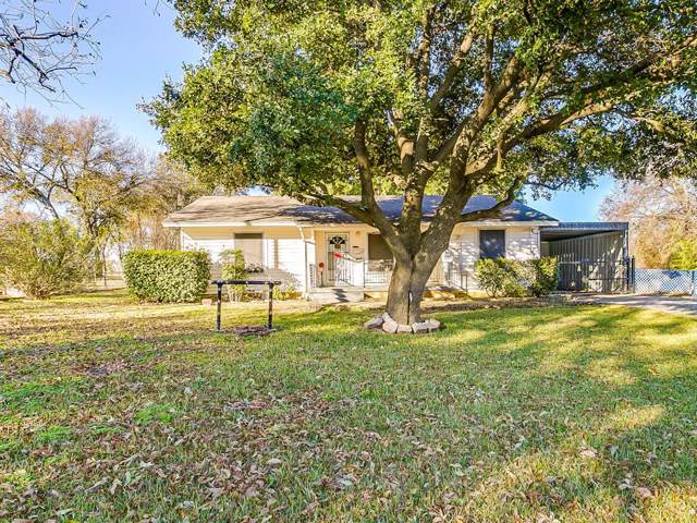 348 S Dobson Street, Burleson, TX 76028 (MLS #14230016) :: The Mitchell Group