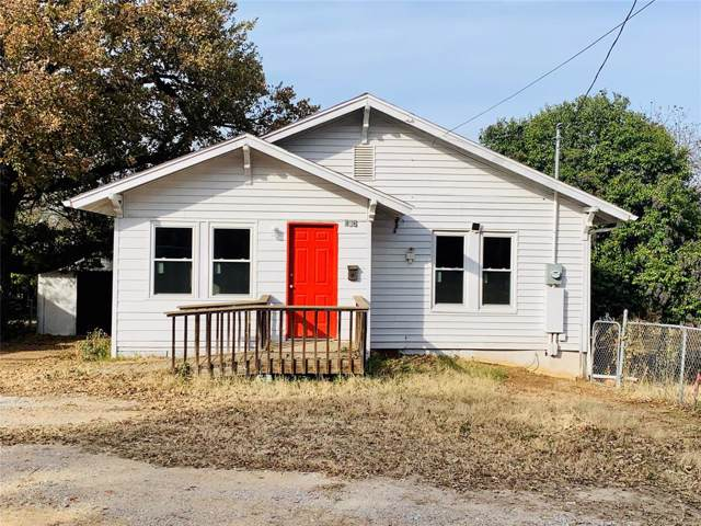 603 SE 18th Street, Mineral Wells, TX 76067 (MLS #14230067) :: Potts Realty Group