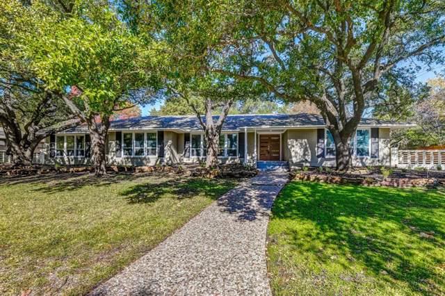 6841 Bradbury Lane, Dallas, TX 75230 (MLS #14230072) :: Robbins Real Estate Group