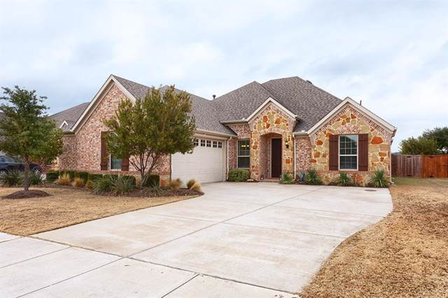 4633 Club Terrace Lane, Frisco, TX 75036 (MLS #14230085) :: HergGroup Dallas-Fort Worth