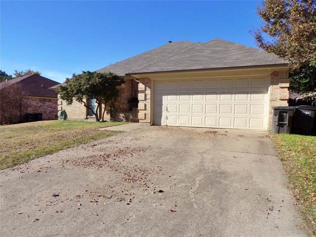 1778 Kings Canyon Circle, Fort Worth, TX 76134 (MLS #14230087) :: RE/MAX Town & Country
