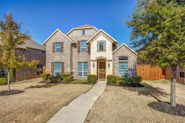 1092 Gentle Wind Lane, Frisco, TX 75036 (MLS #14230092) :: The Kimberly Davis Group