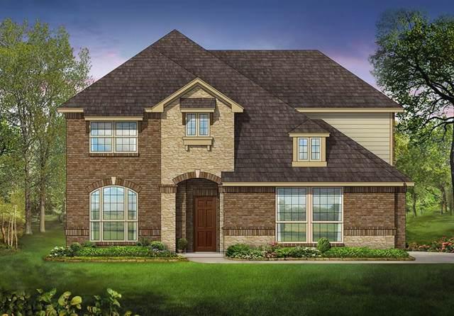 738 Copperleaf Drive, Midlothian, TX 76065 (MLS #14230093) :: RE/MAX Pinnacle Group REALTORS