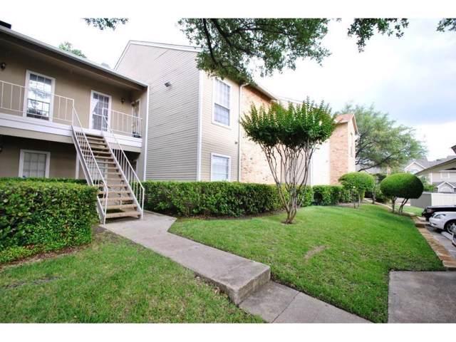 8600 Coppertowne Lane #1802, Dallas, TX 75243 (MLS #14230103) :: Baldree Home Team