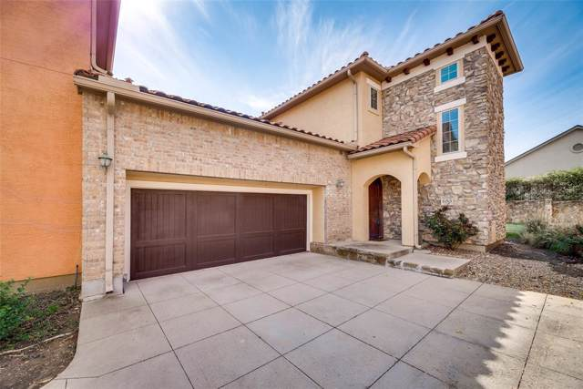 653 Via Ravello, Irving, TX 75039 (MLS #14230129) :: The Star Team | JP & Associates Realtors