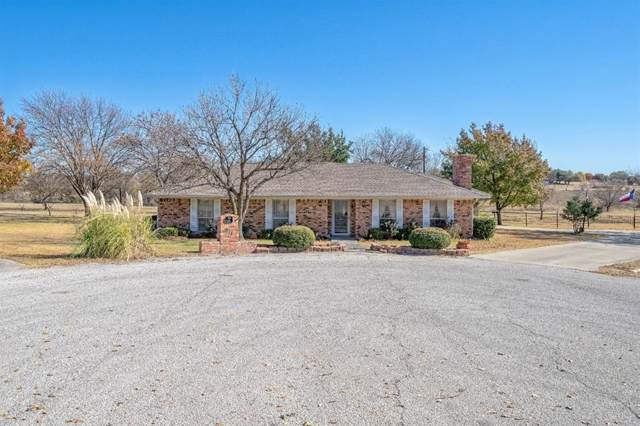 914 Clearview Street, Krum, TX 76249 (MLS #14230132) :: RE/MAX Town & Country