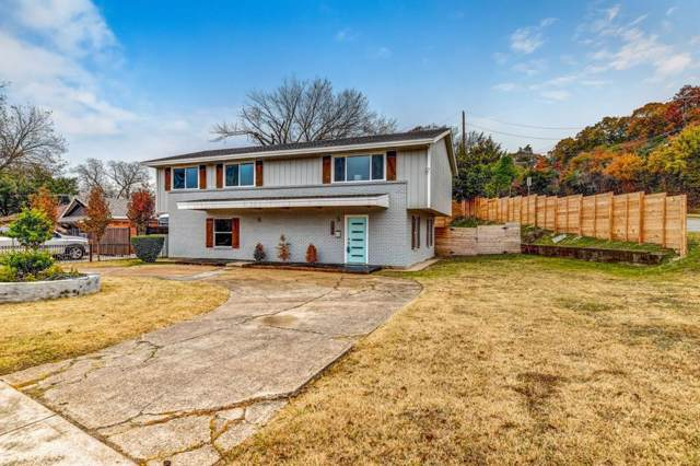 2360 W Five Mile Parkway, Dallas, TX 75224 (MLS #14230140) :: RE/MAX Town & Country