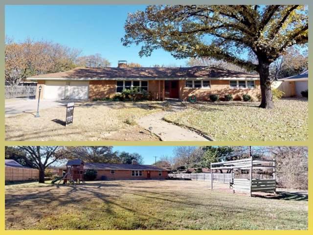 4716 Holiday Lane W, North Richland Hills, TX 76180 (MLS #14230148) :: Lynn Wilson with Keller Williams DFW/Southlake