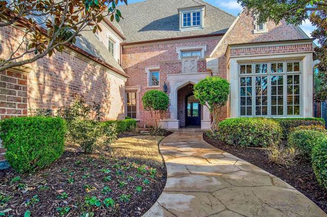 7969 Oak Point Drive, Frisco, TX 75034 (MLS #14230149) :: HergGroup Dallas-Fort Worth