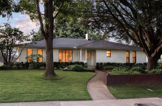 6553 Sunnyland Lane, Dallas, TX 75214 (MLS #14230152) :: Robbins Real Estate Group