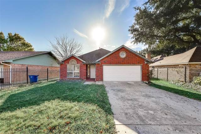 8623 Rustown Drive, Dallas, TX 75228 (MLS #14230163) :: RE/MAX Town & Country