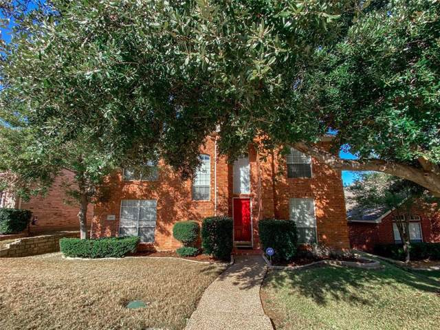 445 Vista Noche Drive, Lewisville, TX 75067 (MLS #14230189) :: RE/MAX Town & Country