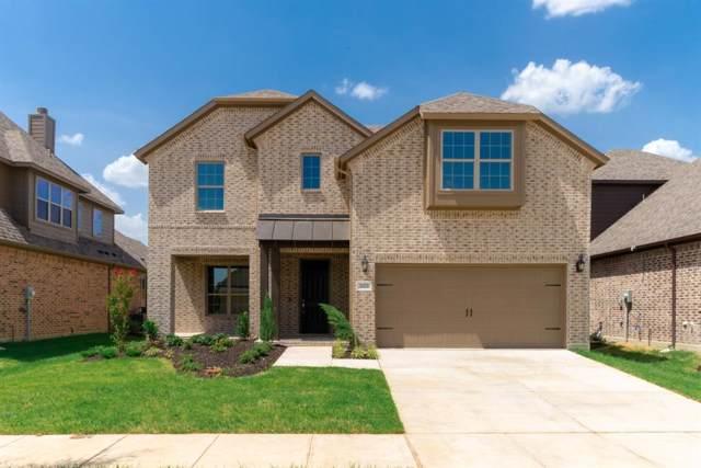 16333 Amistad Avenue, Prosper, TX 75078 (MLS #14230226) :: The Tierny Jordan Network