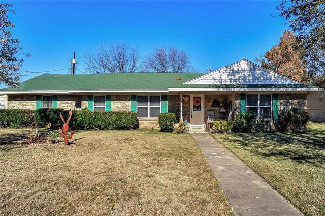 201 Randy Street, Whitesboro, TX 76273 (MLS #14230229) :: The Kimberly Davis Group
