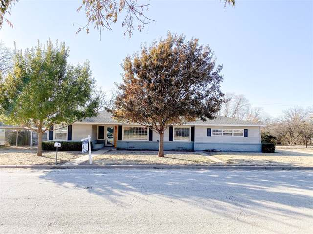 611 N Plants Street, Seymour, TX 76380 (MLS #14230232) :: Dwell Residential Realty