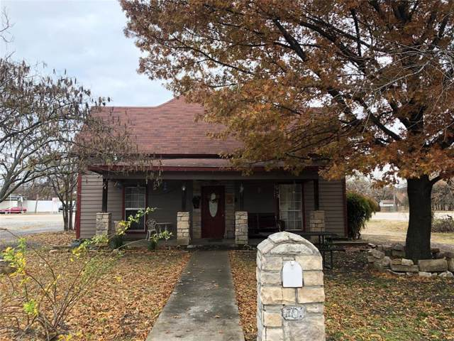 701 S Chestnut Street, Mckinney, TX 75069 (MLS #14230237) :: The Kimberly Davis Group