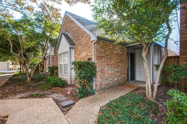 17815 Windflower Way #108, Dallas, TX 75252 (MLS #14230271) :: RE/MAX Town & Country
