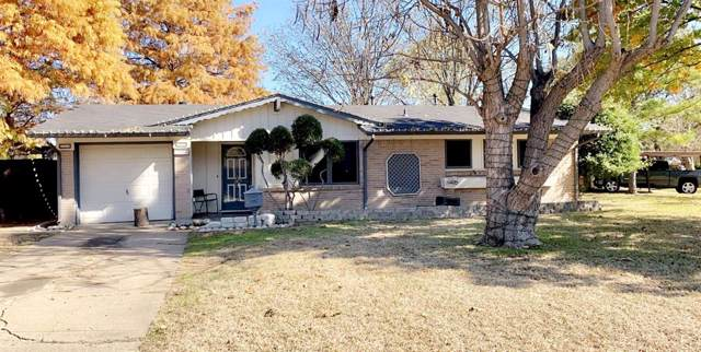 3614 Palm Drive, Mesquite, TX 75150 (MLS #14230284) :: RE/MAX Town & Country