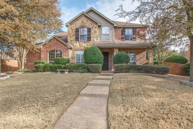 6850 Redcreek Trail, Frisco, TX 75035 (MLS #14230306) :: Robbins Real Estate Group