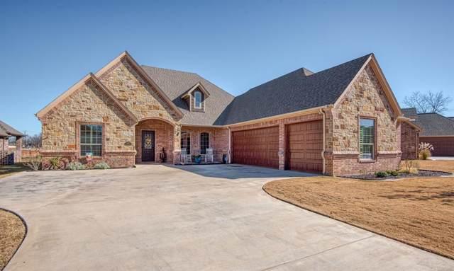 6103 Browning Court, Granbury, TX 76049 (MLS #14230341) :: The Kimberly Davis Group