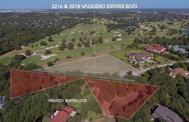 2218 Vaquero Estates Boulevard, Westlake, TX 76262 (MLS #14230365) :: The Mitchell Group