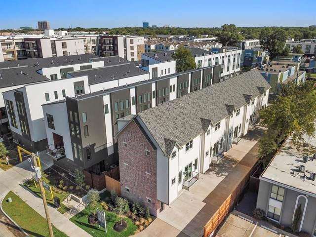 2110 Bennett Avenue #4, Dallas, TX 75206 (MLS #14230372) :: The Hornburg Real Estate Group
