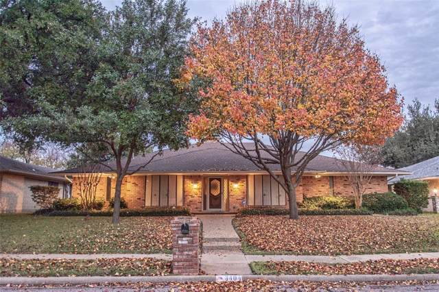 3404 Plantation Drive, Irving, TX 75062 (MLS #14230413) :: All Cities Realty