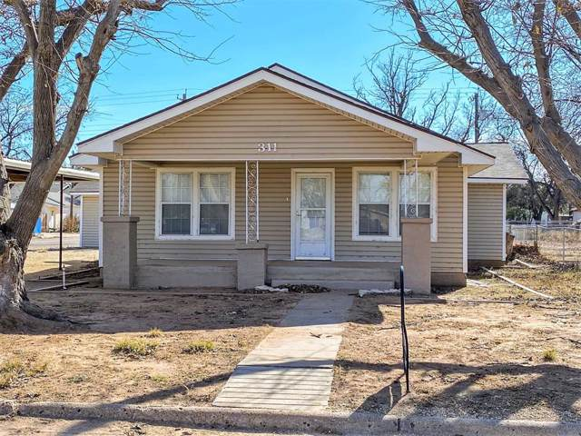 311 2nd Street, Knox City, TX 79529 (MLS #14230423) :: RE/MAX Landmark