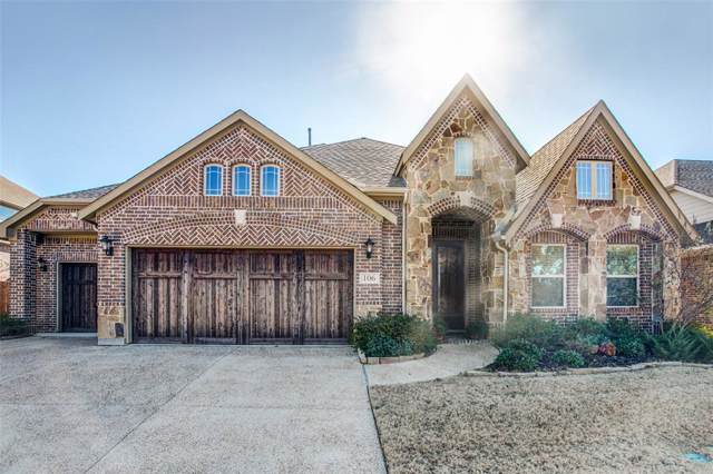 106 Griffith Court, Euless, TX 76039 (MLS #14230435) :: Vibrant Real Estate