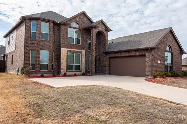 1108 Fairhaven Drive, Glenn Heights, TX 75154 (MLS #14230438) :: The Good Home Team