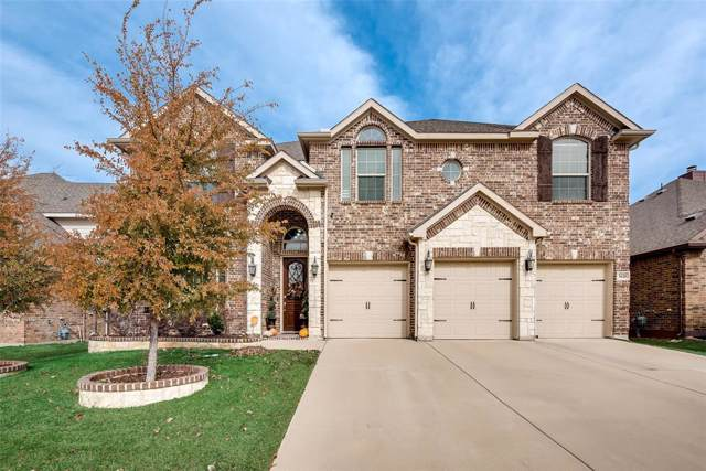5620 Mount Storm Way, Fort Worth, TX 76179 (MLS #14230440) :: The Kimberly Davis Group