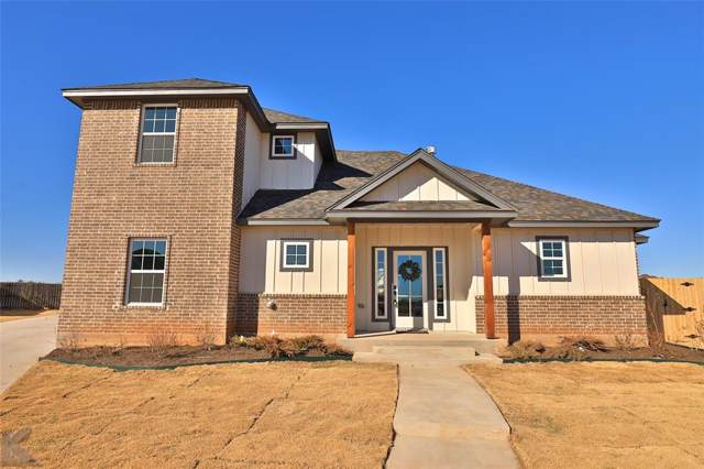 4668 Vista Del Sol, Abilene, TX 79606 (MLS #14230466) :: The Kimberly Davis Group