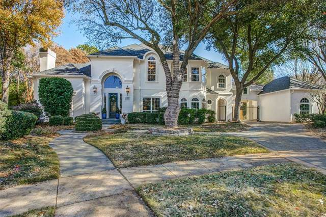 1400 Ramsgate Court, Southlake, TX 76092 (MLS #14230472) :: Lynn Wilson with Keller Williams DFW/Southlake