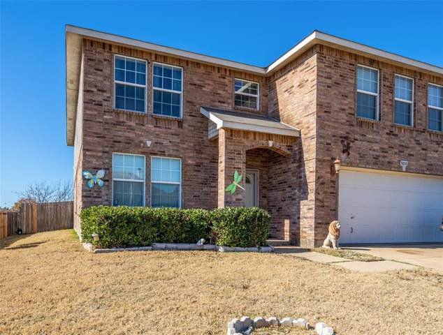 9008 Troy Drive, Fort Worth, TX 76123 (MLS #14230475) :: The Kimberly Davis Group