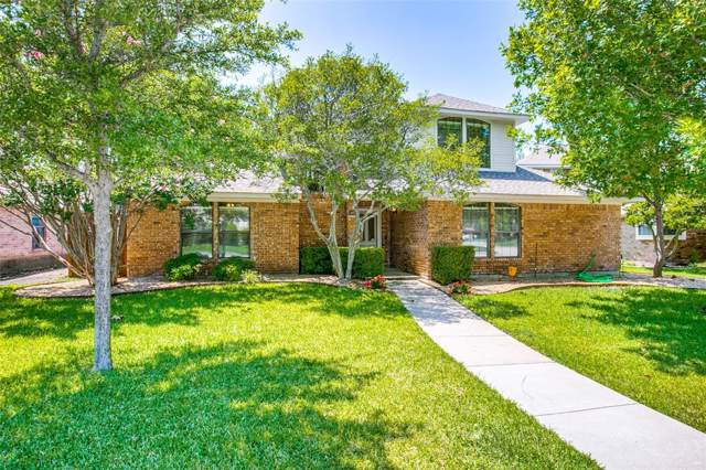 325 Clear Haven Drive, Coppell, TX 75019 (MLS #14230476) :: The Rhodes Team