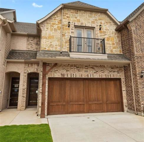325 Feather Stone Trail, Wylie, TX 75098 (MLS #14230478) :: The Kimberly Davis Group